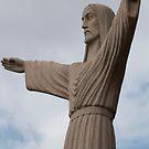 Christ on the Ohio by katpartridge