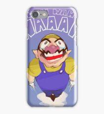 Space Wario iPhone Case/Skin