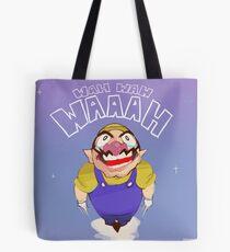 Space Wario Tote Bag