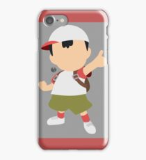 Ness (Fuel) - Super Smash Bros. iPhone Case/Skin