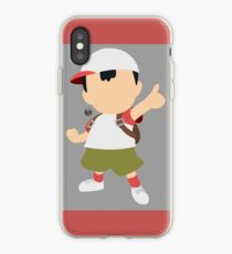 Ness (Fuel) - Super Smash Bros. iPhone Case