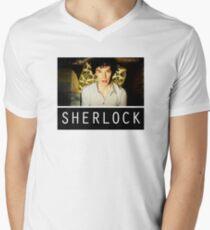 SHERLOCK T-SHIRT Men's V-Neck T-Shirt
