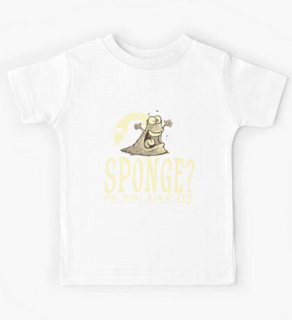 Do you like Sponge? Kids Clothes