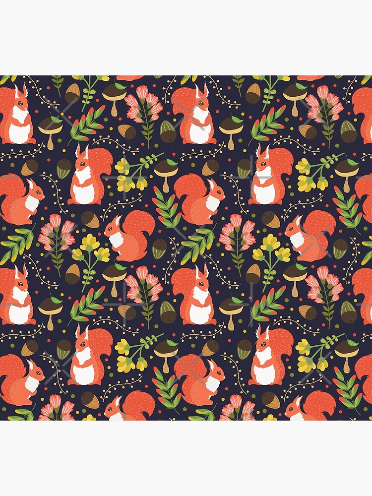 Squirrels by JuliaBadeeva