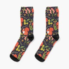 Squirrels Socks