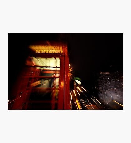 London Calling 2 Photographic Print