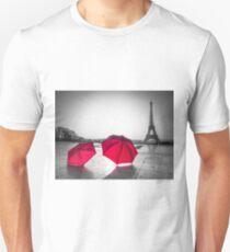 Love in Paris Unisex T-Shirt