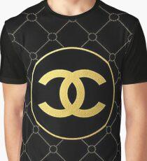 black CH Graphic T-Shirt