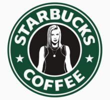 Starbucks in Starbucks T-Shirt