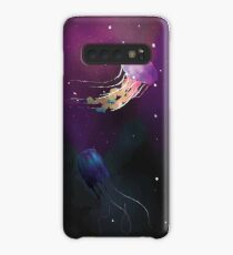 Space Jellies Case/Skin for Samsung Galaxy