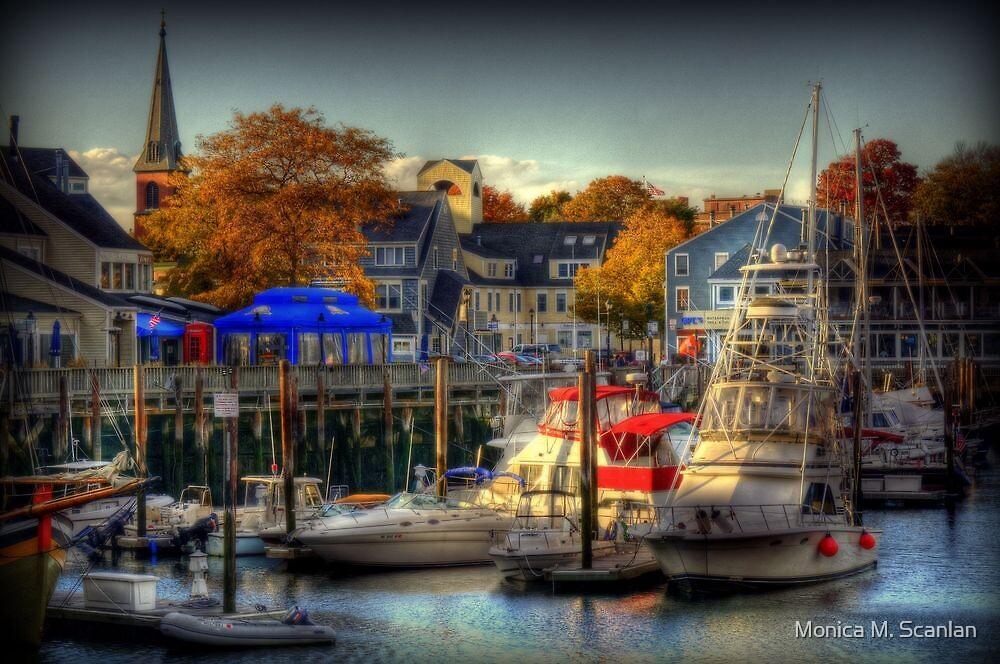 The Harbor by Monica M. Scanlan