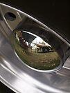 Wheel Reflections by Joe Hupp