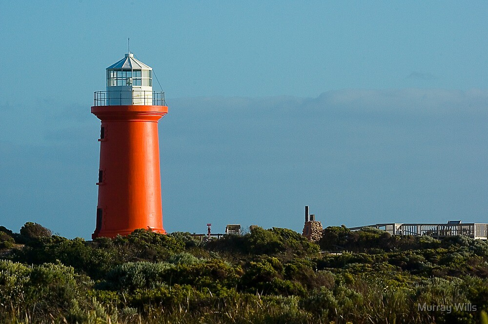 Cape Banks Lighthouse #2 by Murray Wills