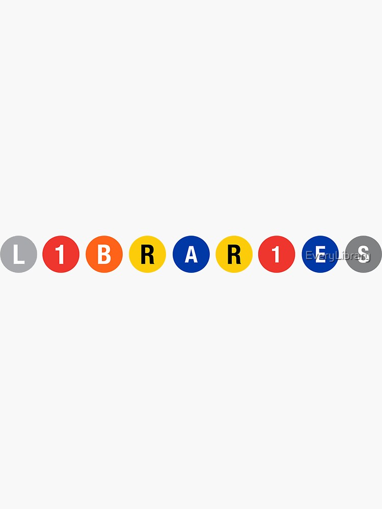 All Aboard the Library Train! by EveryLibrary
