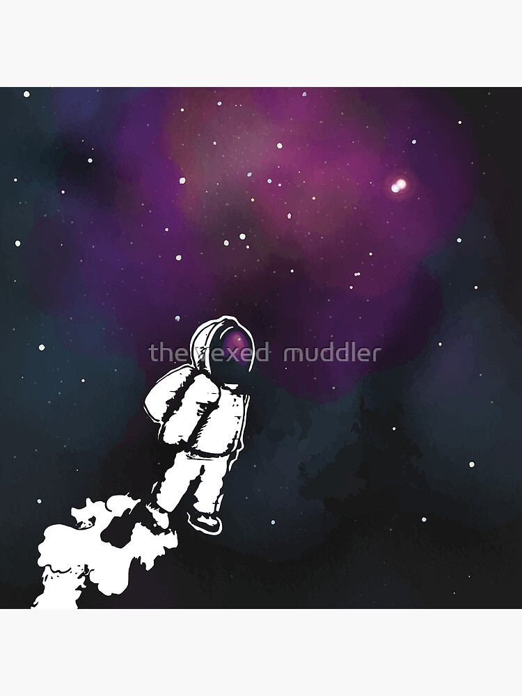Brian The Poostronaut Evacuates To Outer Space by thevexedmuddler