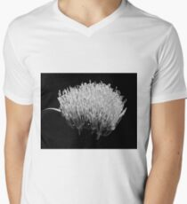 In the shadows #3 V-Neck T-Shirt