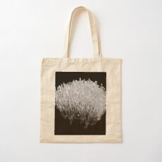 In the shadows #3 Cotton Tote Bag