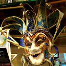 Venetian Mask by redscorpion