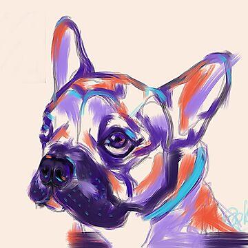 Dog Reggie by GovanKampen