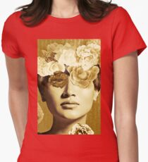 Golden Ipenema Womens Fitted T-Shirt