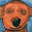 Happy Puppy! by Ann Marie Hoff