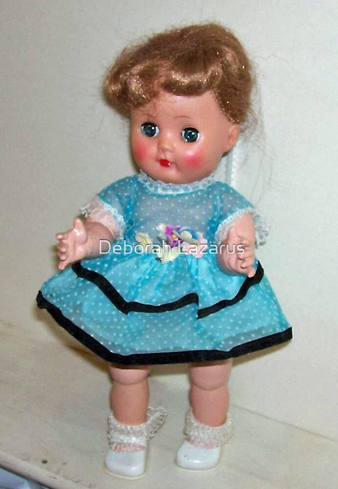 """My 1956 Nancy Ann """"Little Debbie"""" Doll by Deborah Lazarus"""