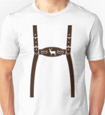 Oktoberfest - Lederhosen T-Shirt