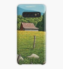 Barn on Elder Hill- Lincoln Vermont Case/Skin for Samsung Galaxy
