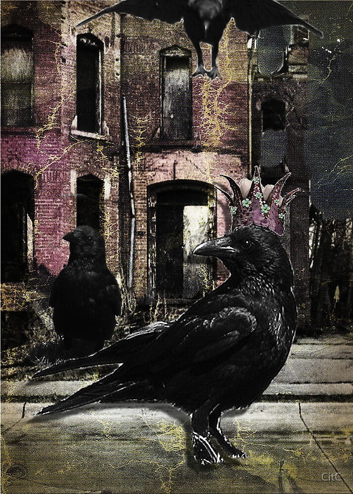 The Crow King by CitC