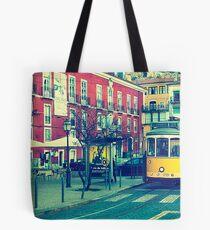 Eléctrico Nº 28, Lisboa Tote Bag