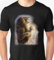 Panthera leo Slim Fit T-Shirt