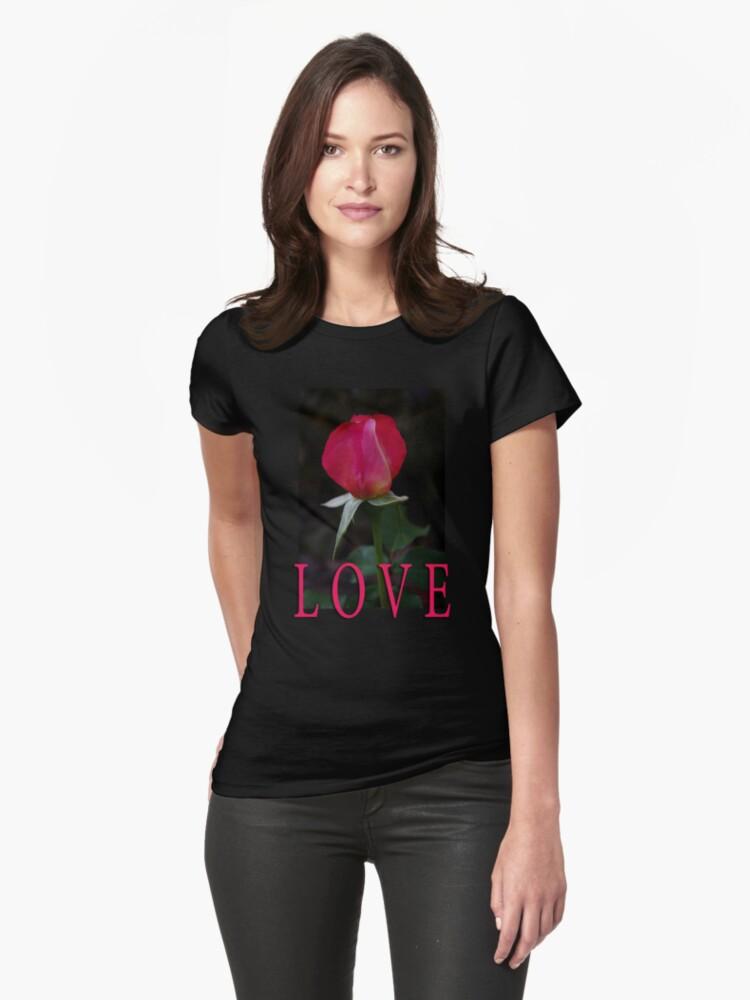 rosebud love t by dedmanshootn