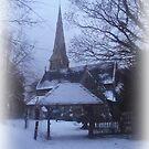 Snow Church by NuclearJawa