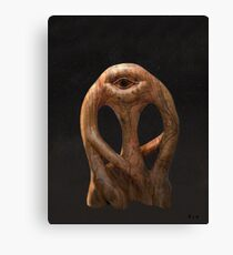 Cyclops in the stars Canvas Print