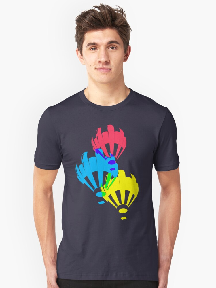 Colors in the Sky Unisex T-Shirt Front