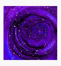 Lost In Space & Time Photographic Print