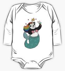 Panda of awesomeness One Piece - Long Sleeve
