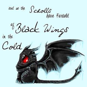 Black Wings by Ebonmere