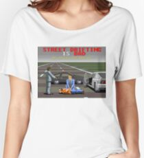 Chase HQ - Streeto Women's Relaxed Fit T-Shirt