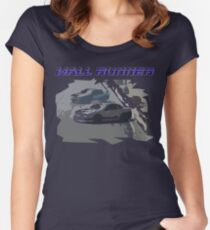 Bladerunner Tribute Women's Fitted Scoop T-Shirt