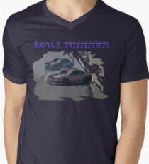 Bladerunner Tribute Men's V-Neck T-Shirt