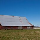 The Red Barn by Barb White