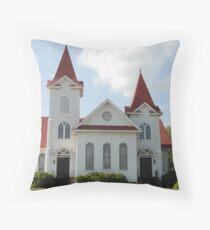 MT. PISGAH CHURCH, FLORENCE, SC Throw Pillow