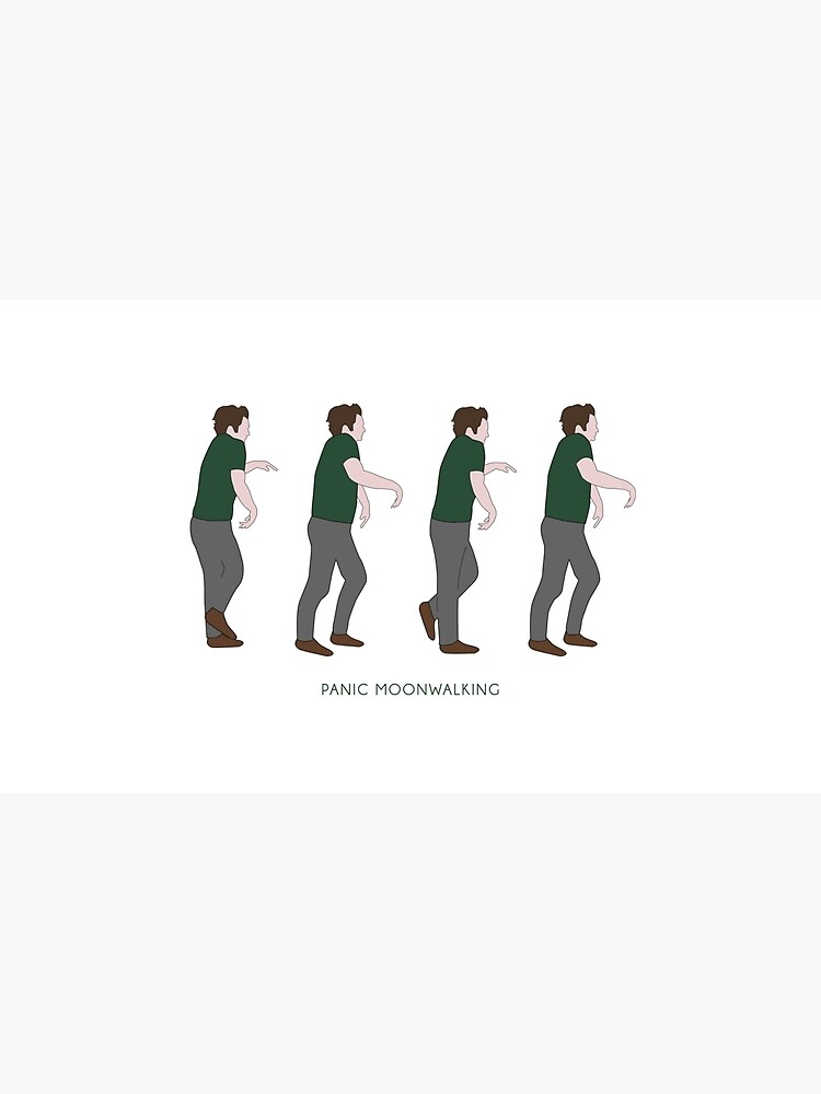 New Girl - Panic Moonwalking by jenmlb