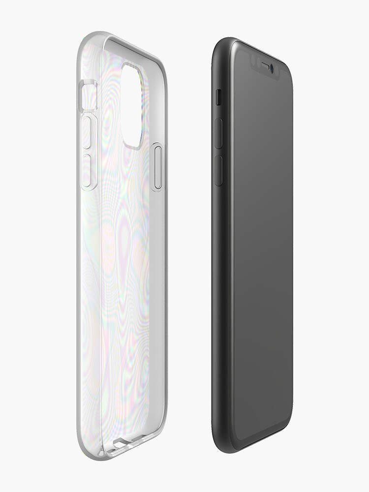 Alternate view of Abstraction #E iPhone Case & Cover