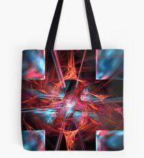 Framed Color EBSQ Art Print Tote Bag