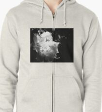 In the shadows #1 Zipped Hoodie