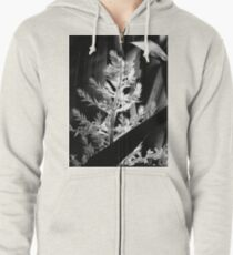 In the shadows #2 Zipped Hoodie