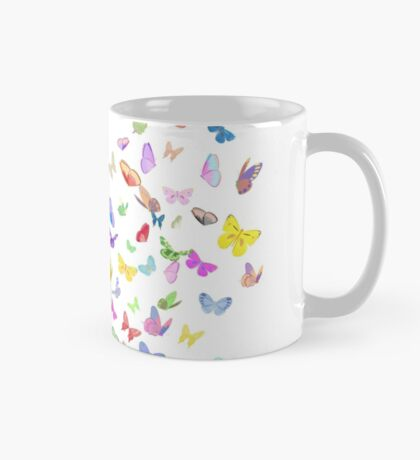 Butterflies in a box Mug