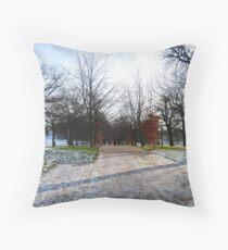 Greenwich1 Throw Pillow